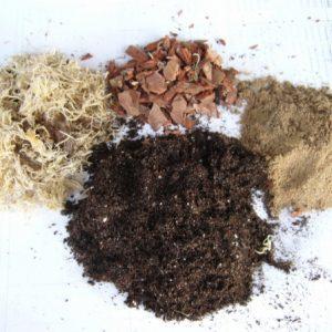 Смесь почвы для антуриума