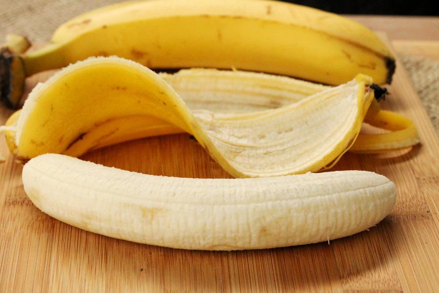 Банан и банановая кожура как удобрение