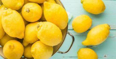 Лимон можно долго хранить дома