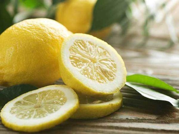 Лимоны можно хранить всю зиму в холодильнике