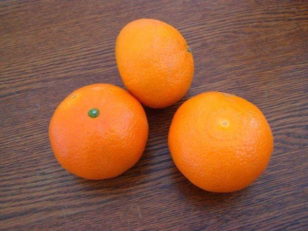 Сорт тангора обладает насыщенным цитрусовым ароматом