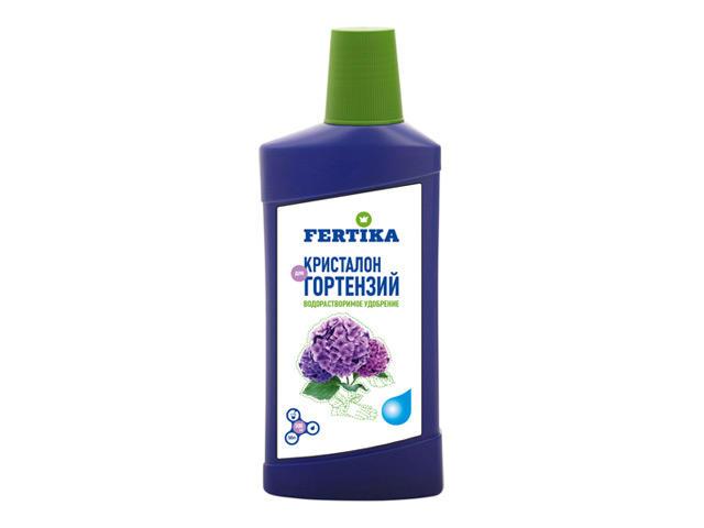 Fertika - удобрение для цветов
